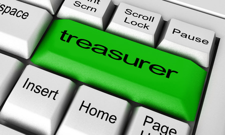 Image result for treasurer